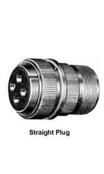 Amphenol Circular Connector Socket - 14S Shell Size & 4 Contacts