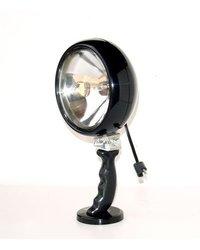 Larson Electronics MUL 3 Magnetic Mount Super Spotlight - 21'-Batt Clamp