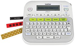 Brother Easy-to-Use Label Maker (PT-D210)