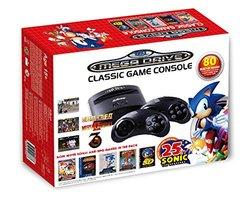 Sega Genesis Classic Game Console (JVCRETR0099)