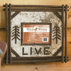 Birch & Twig Live Picture Frame