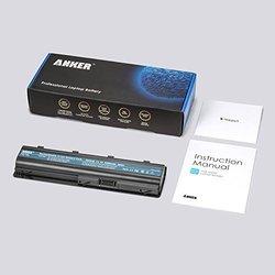 Anker High Performance 5200mah/58wh Laptop Battery For HP G32 G42 G42t G56 G62 G72 G4 G6 G6t G7; HP Presario Cq32 Cq42 Cq43 Cq430 Cq56 Cq62 Cq72; Envy 17; HP Pavilion Dm4 Dv3-4000 Dv5-2000 Dv6-3000 Dv6-6000 Dv7-4000 Dv7-6000 Series; Fits Mu06 593553-001 5