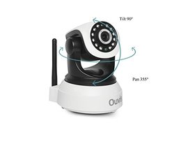 Ouvis veezon VZ1 2.0 MP  Smart Home Wireless IP Camera for Android/iOS/iPhone/iPad/Tablet