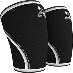Nordic Lifting Knee Sleeves Support & Compression for Weightlifting