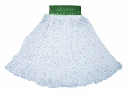 Wilen Bulldog National Cotton Looped End Wet Mop 12 Pc - Size: 5""