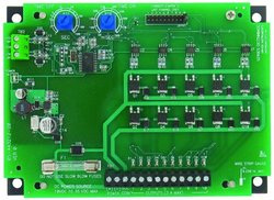 Dwyer Series Low Cost Timer Controller 10 Channel