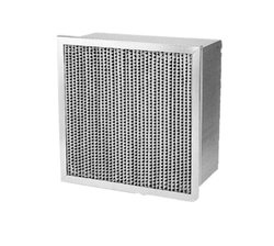 Filtration Group Aahrae Galvanized Steel Frame Cell Box Air Filter 2 Pk