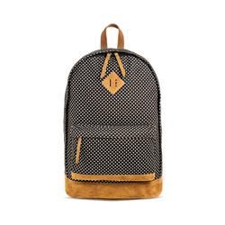 Mossimo Women's Backpack Handbag with Polka Dots - Black