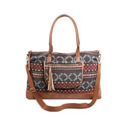 Mossimo Women's Weekender Handbag - Grey