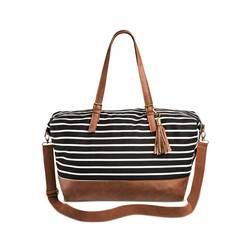Women's Shopping Handbag - Multi - Size: One