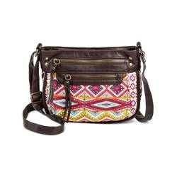 Mossimo Women's Mini Crossbody Handbag - Brown - Size: One Size