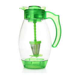 Cook's Companion 3-qt 4-in-1 Chill/Mix/Infuse Filter Pitcher - Mojito