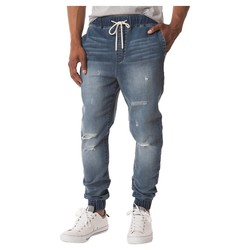 Jackson Men's Denim Jogger Pants - Indigo - Med 988571