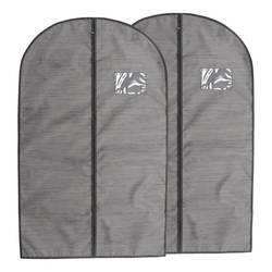 Threshold Garment Bag - Pack of 2 - Gray Birch