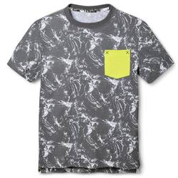 Mossimo Boys' Marble T-shirt - Black - Size: Small