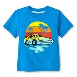 Circo Toddler Boys' T-Shirt - Electra Blue - Size: 3T
