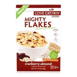 Love Grown Lgf Mighty Cranberry Almond Cereal 12 Oz