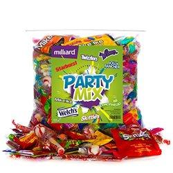 Milliard Assorted Classic Candy Party Mix Bulk Bag - 4.2 lb