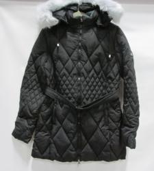 Spire by Galaxy Women's Bubble Puffer Jacket - Black - Size: XL