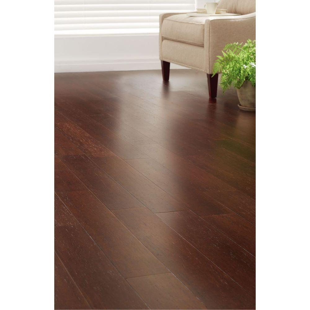 woven carbonised solid bamboo flooring strand f floor