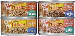 Purina? Friskies? Chicken Lovers Variety Pack Adult Cat Food - 32 Cans