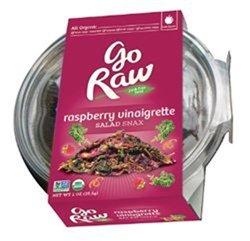 Go Raw Organic Raspberry Vinaigrette Salad Snax - 1 oz.