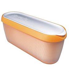 Tovolo Glide-A-Scoop Ice Cream Tub - Orange Crush