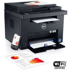 Dell Wireless Laser Color All-in-One Printer/Scanner/Copier/Fax (c1765nfw)