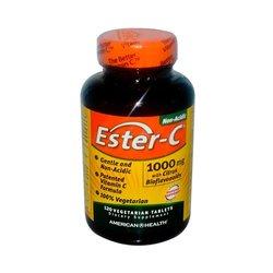American Health Ester-C 1000 mg with Citrus Bioflavonoids - 120 Tab