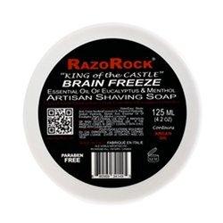 Razorock Brain Freeze Shaving Soap shave soap 4.2oz