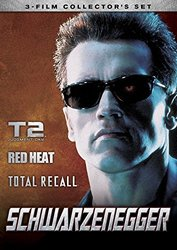 Schwarzenegger: T2: Judgment Day/Red Heat/Total Recall [3 Discs]