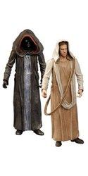 Stargate: Sg-1 'ascension' Daniel Jackson & Anubis Action Figures 2-pack