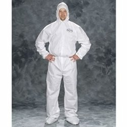 Kimberly Clark Hooded Kleenguard - A30 - Boots - 2XL - PK 25