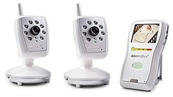 Summer Infant Baby Sight Duo Digital Color Video Monitor Set with Night Vision (Newest Model)