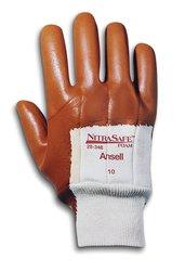 Ansell Nitrasafe Foam Nitrile Glove - Size: X-Large