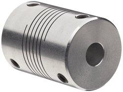 Huco Size 13 Multi Beam Coupling - Aluminum