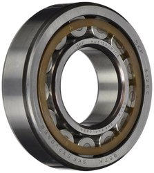 SKF Single Row Nylon Cage Cylindrical Roller Bearing