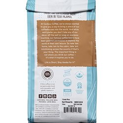 Caribou Coffee Ground Coffee - Costa Rica 12 oz