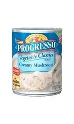 Progresso Vegetable Classics Creamy Mushroom Soup - 18 Oz