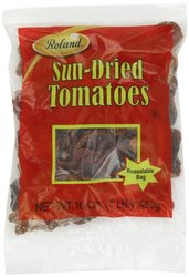 Roland Sun Dried Tomatoes 3 Pack - 16 Ounce