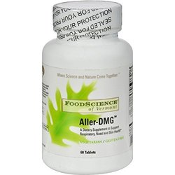FoodScience Aller-DMG Tablets 0.3lbs, 60