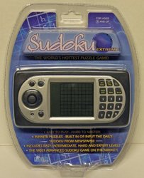 Sudoku Electronic Handheld Game Extreme for Age 5 & Above