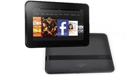 "Amazon Kindle Fire HD 7"" 16GB Tablet - Black"