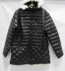 Spire by Galaxy Women's Jacket with Detachable Trim - Black - Size: Medium
