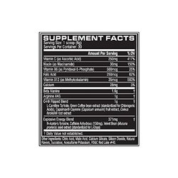 Cellucor C4 Ripped Preworkout Thermogenic Fat Burner Powder