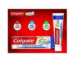 Colgate Total Advanced Whitening Toothpaste (226g) Tube packs 8oz, 4