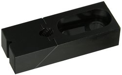 "Te-Co 33815 3/4"" Bolt Nuzzler Black Oxide 1018 Steel High Grip Edge Clamp"
