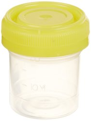 Starplex 20ml Cap. Scientific Histoplex Polypropylene Histology Container