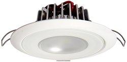 Low Profile 20W Eq. 10-30V Flush Mount Light - White or White/Red