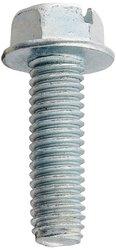 "3/8""-16 Thread Size 1-1/4""L Steel Thread Rolling Screw for Metal -Pk of 25"